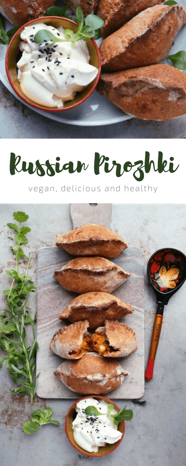 Pirozhki recipe pinterest
