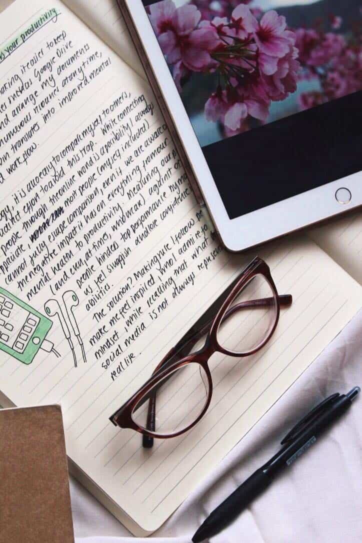 25 Journaling Prompts for Productivity and Self Improvement