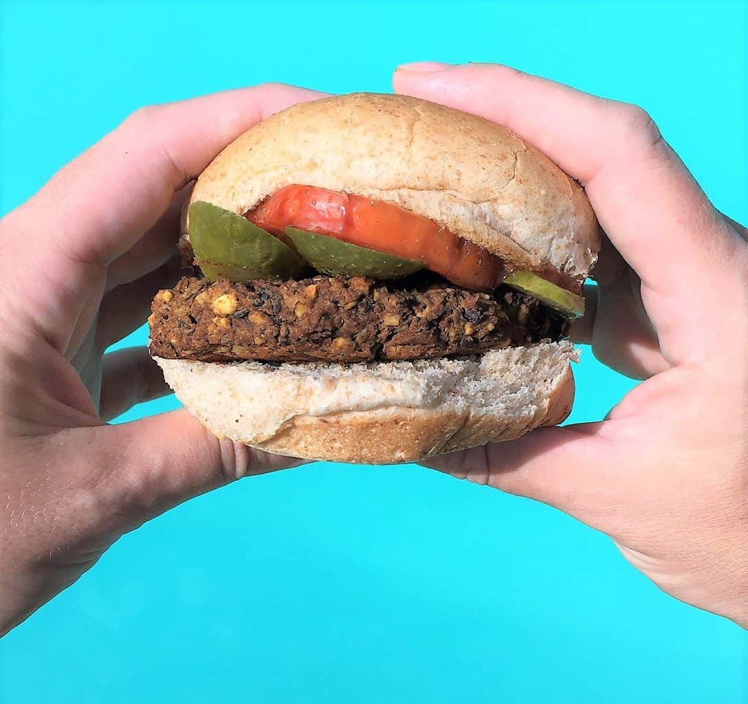 Pumpkin Black Bean Burgers This Healthy Kitchen