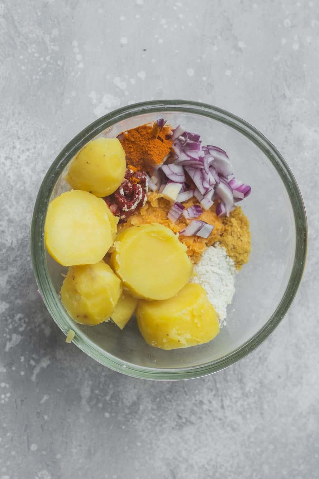 How to make vegan lentil meatballs