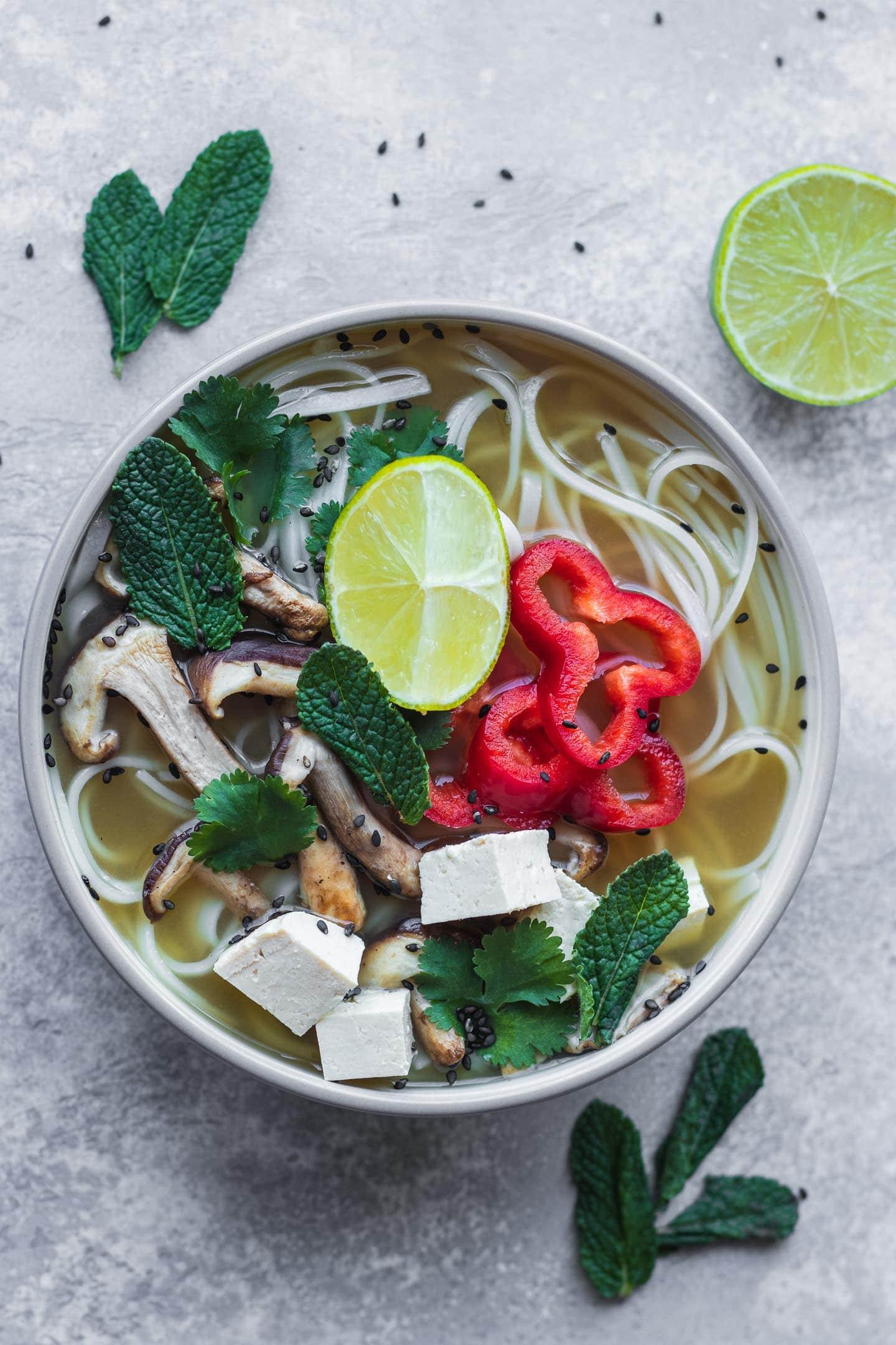 Vegan pho recipe gluten-free