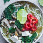 Vegan pho recipe gluten-free oil-free