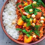 Hearty vegan goulash recipe