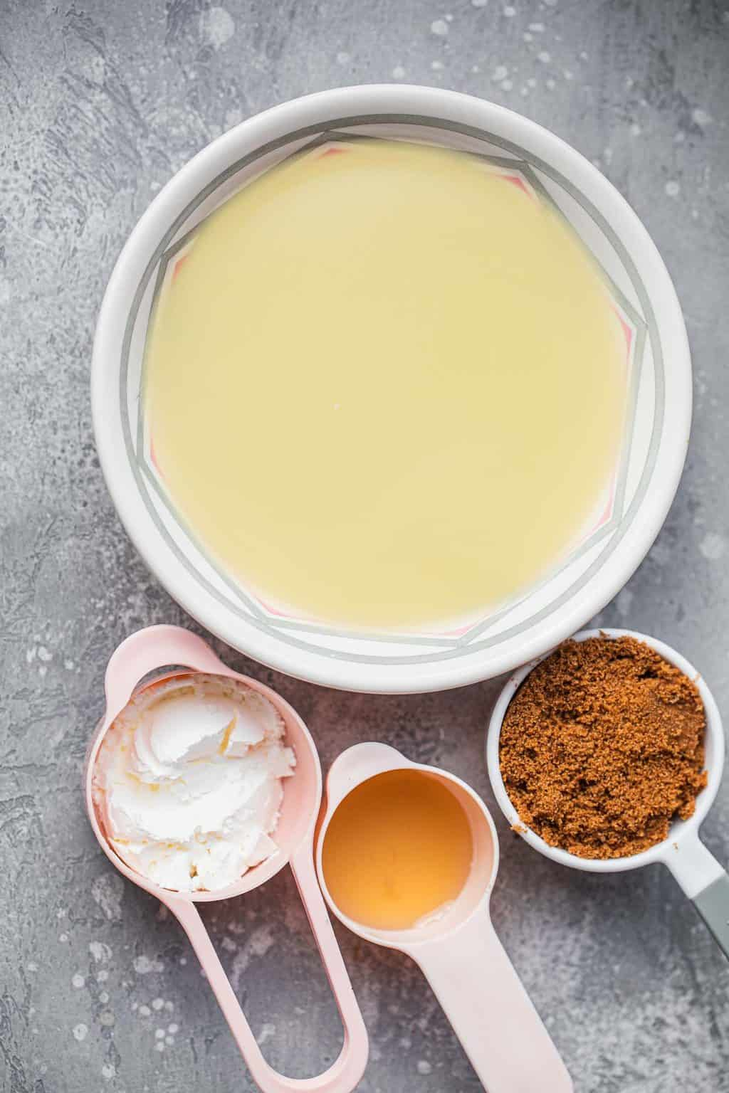 Vegan cream filling ingredients