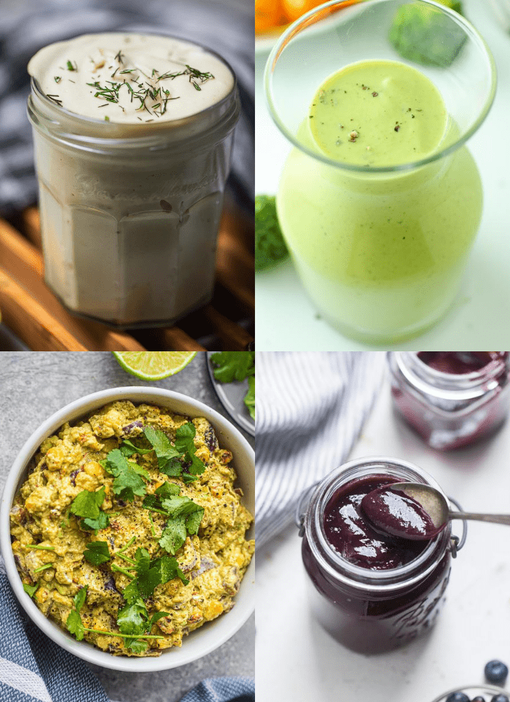 20 Vegan Sauces You Need To Add To Your Meals