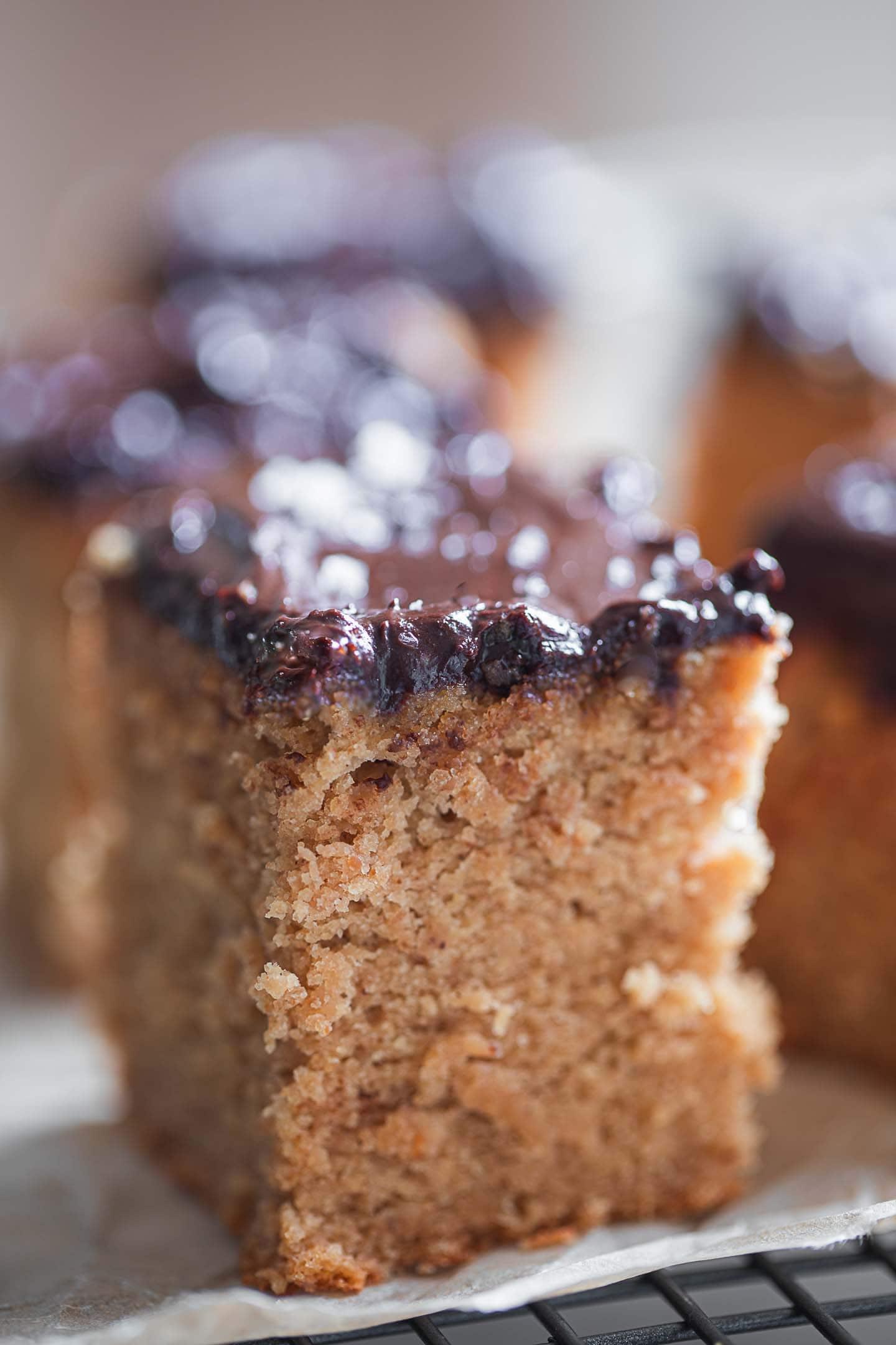 Vegan peanut butter cake recipe gluten-free