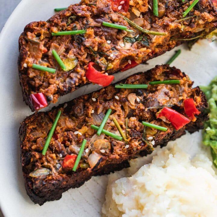 Vegan nut roast gluten-free-10