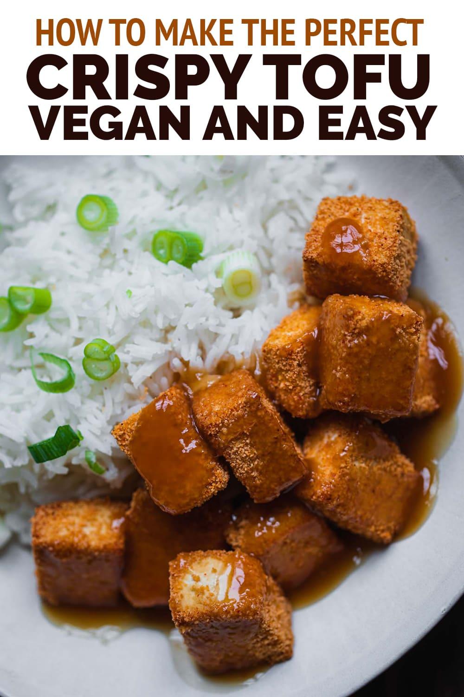 How to make the perfect crispy tofu