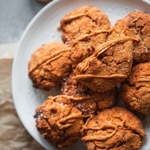Gluten-free vegan snickerdoodles