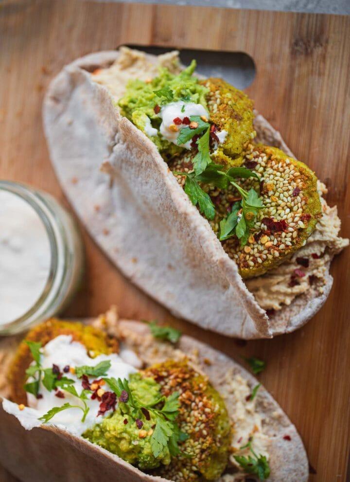 Vegan Falafel (Gluten-free)