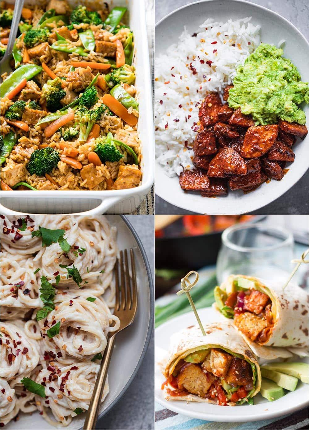 20+ Tofu and Tempeh Recipes