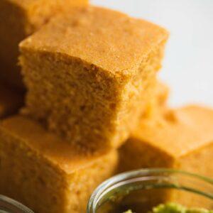 Vegan cornbread recipe