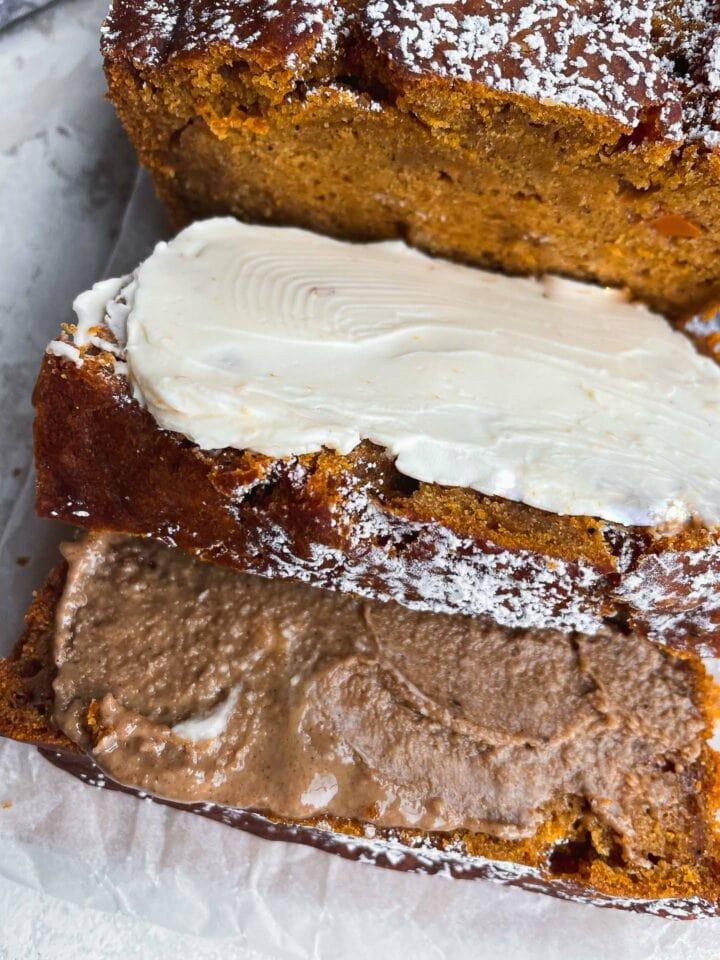 Vegan pumpkin bread recipe